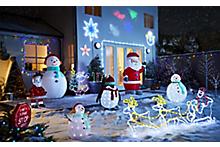 112 Warm White Led Star String Lights Departments Diy