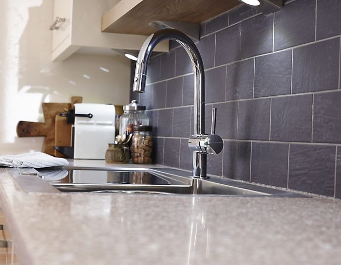 How to fit a kitchen sink | Ideas & Advice | DIY at B&Q