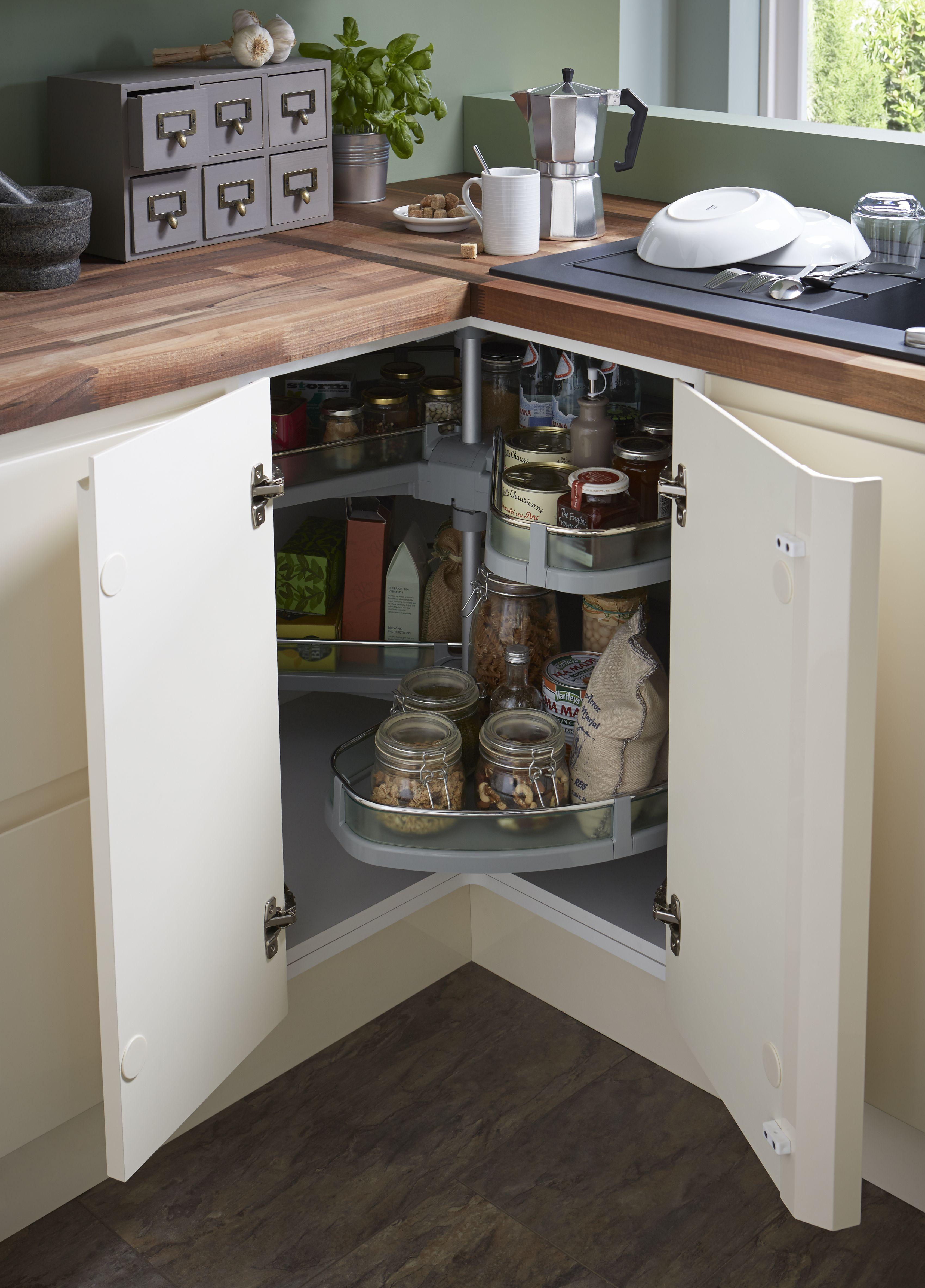 corner kitchen storage units & Kitchen storage buying guide | Ideas u0026 Advice | DIY at Bu0026Q