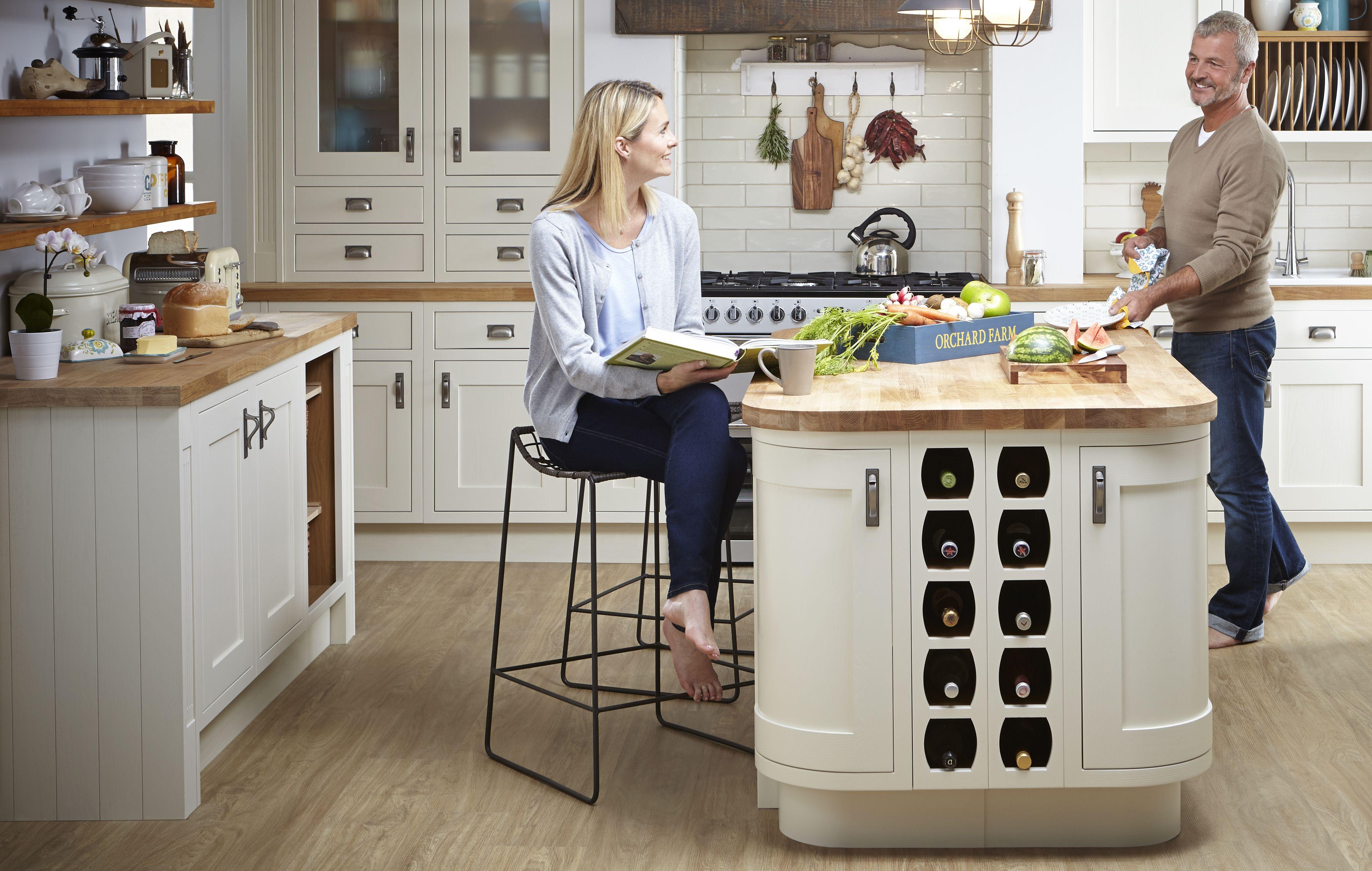 Vintage Kitchen Design Ideas Ideas Advice Diy At B Q