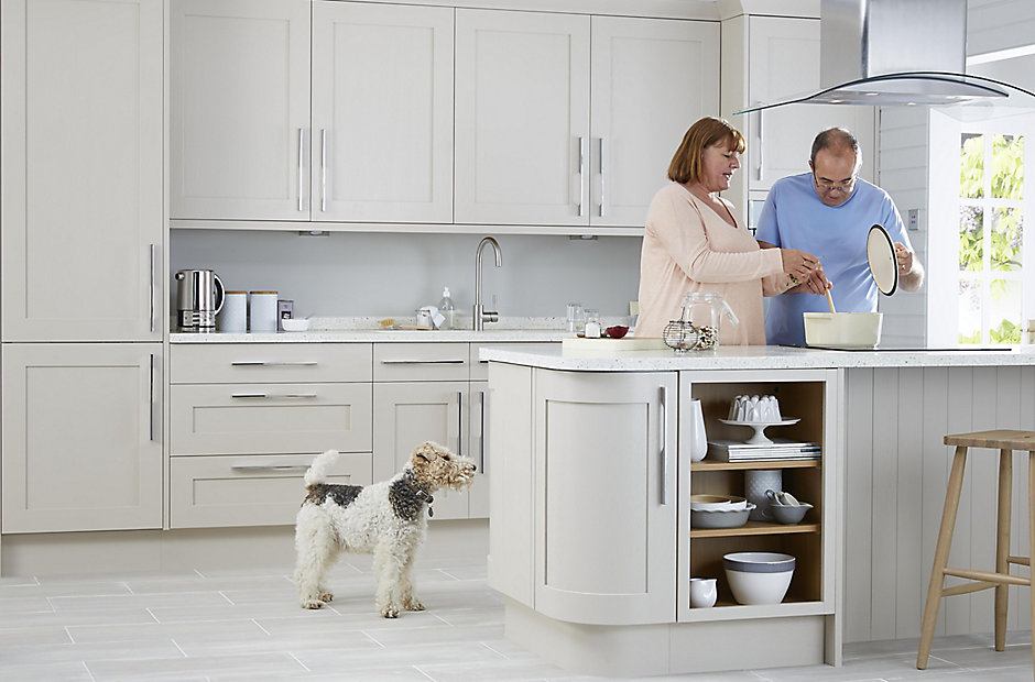 Carisbrooke Ivory Framed Kitchen Reviews