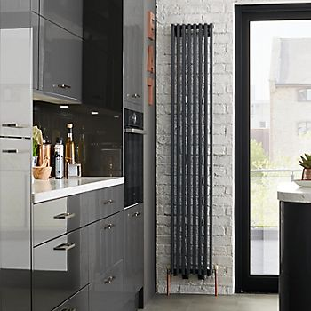 vertical radiator