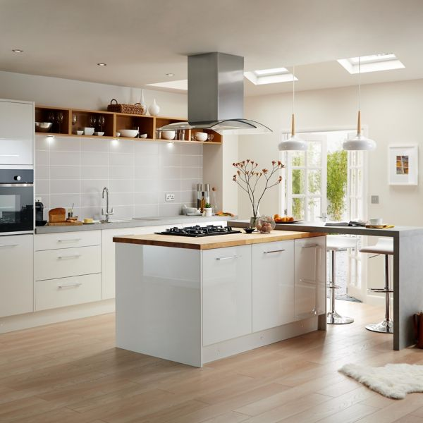 Pictures Of Modern Kitchen: Kitchen Worktops & Cabinets
