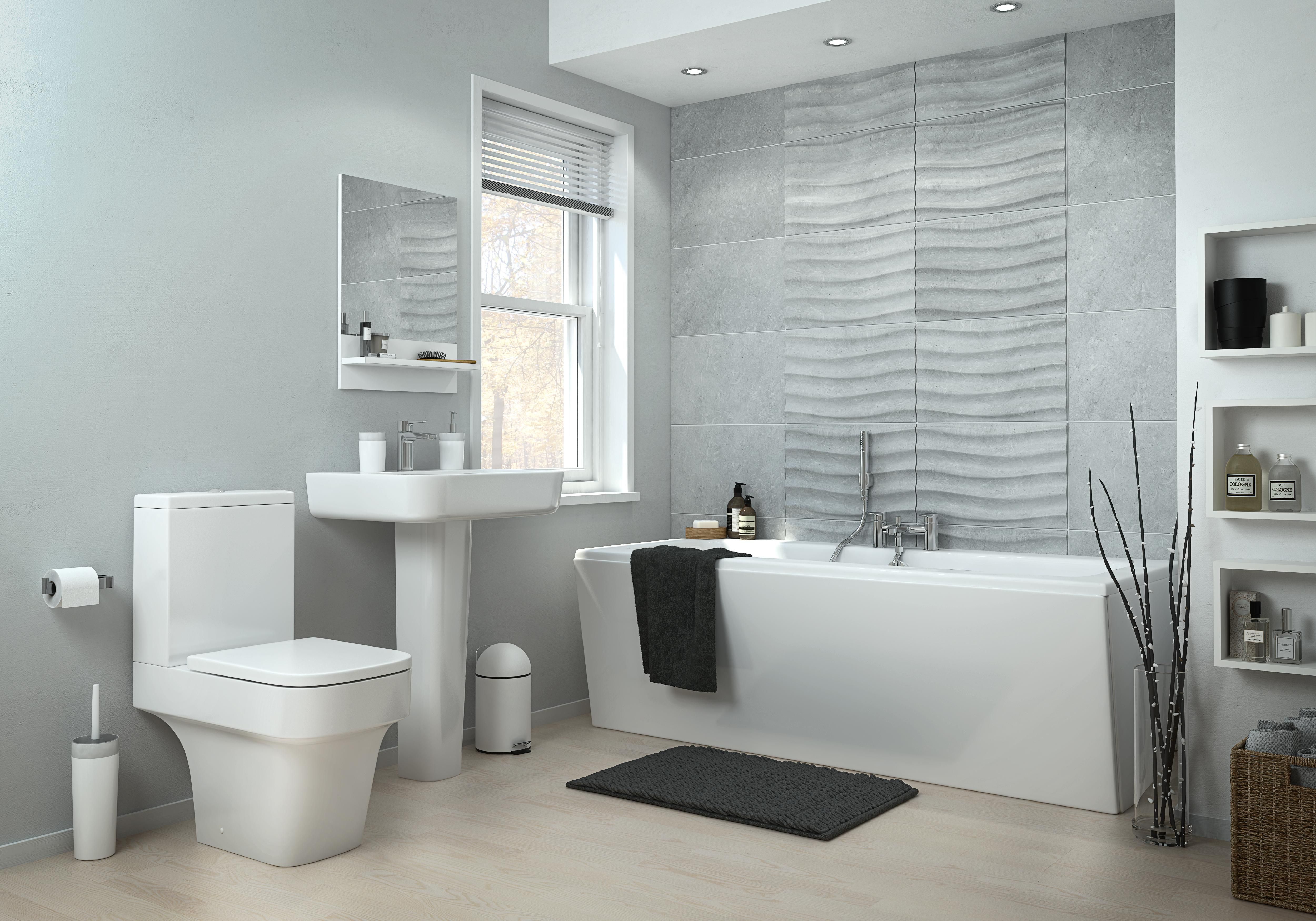 Caldaro Bathroom Suite Part 34