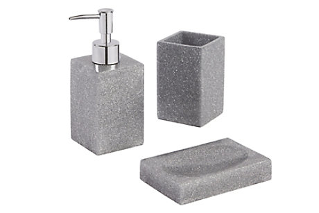Capraia Glitter Bathroom Accessories