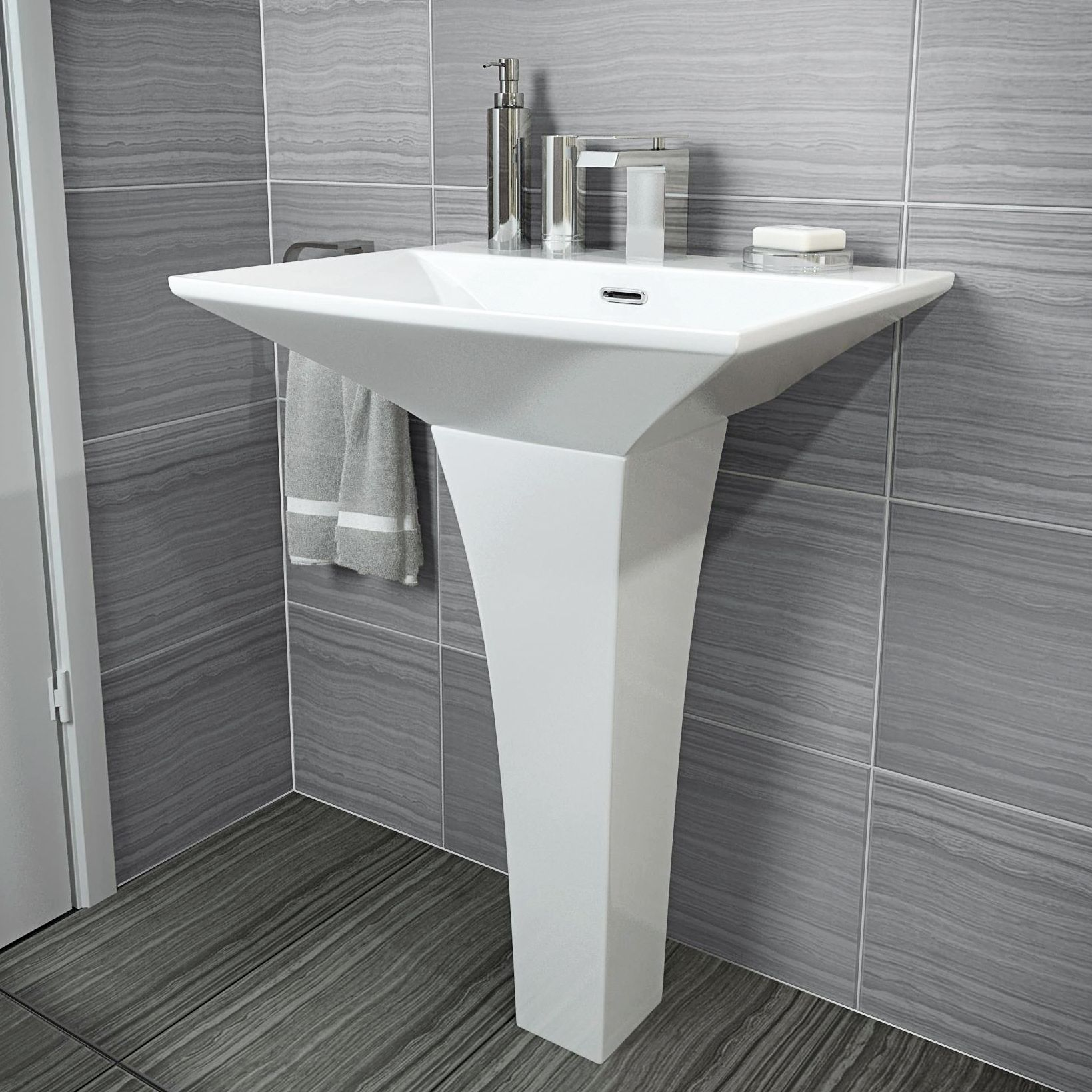 Stand Alone Bathroom Vanity