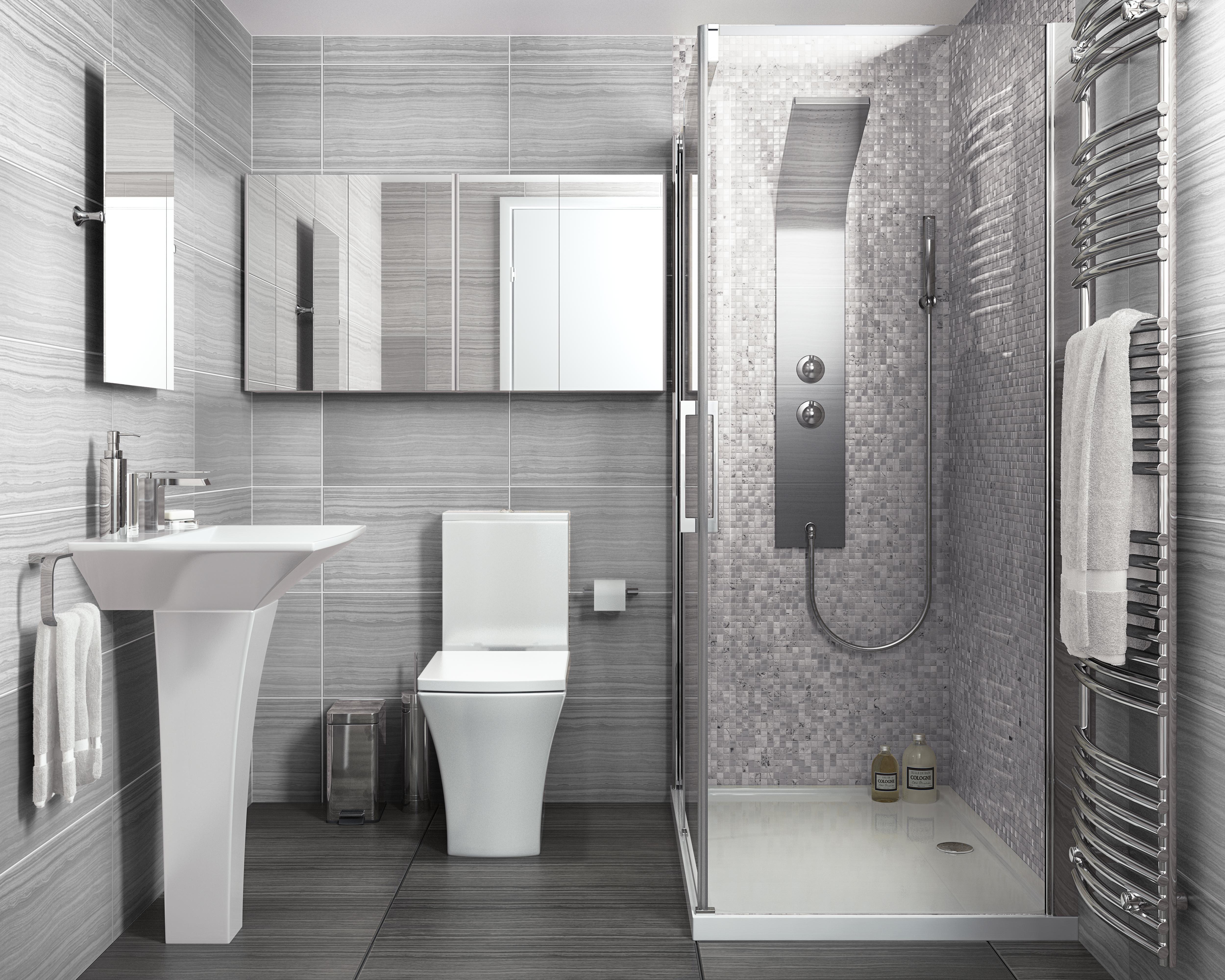 Delightful Carapelle Bathroom Suite Part 7