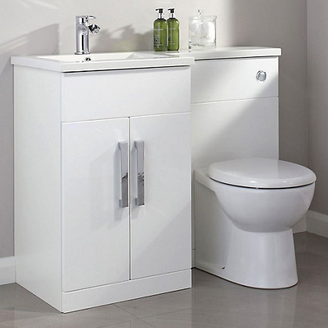 Surprising Bathroom Furniture Cabinets Bathroom Storage Vanities Interior Design Ideas Ghosoteloinfo