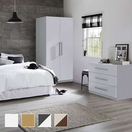 Bedroom Furniture Wardrobes Furniture Sets Amp Sliding Doors