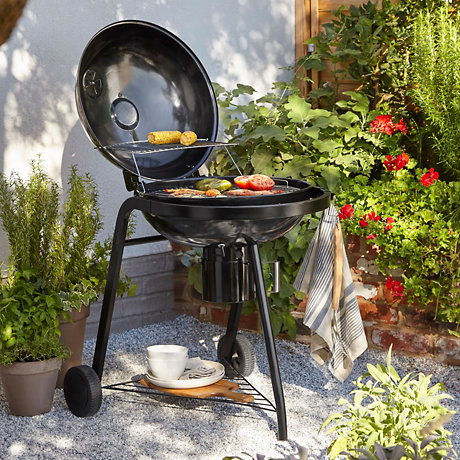 Bbqs outdoor garden charcoal barbecues solutioingenieria Image collections