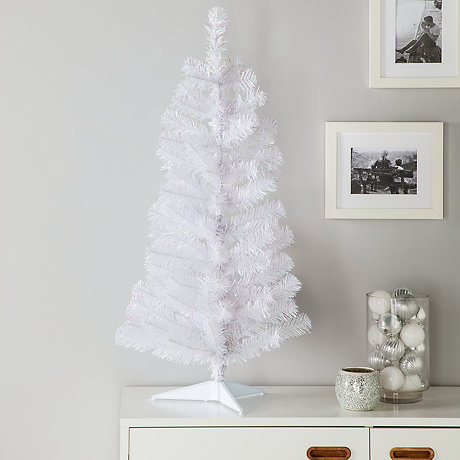 Coloured trees - Christmas Trees Christmas DIY At B&Q