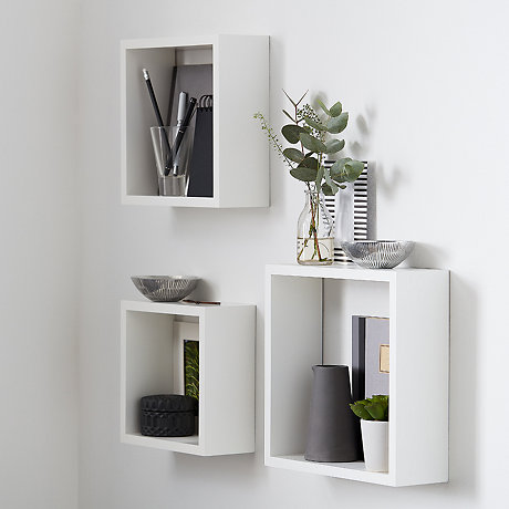 shelves wall shelves shelves brackets b q rh diy com shelves on angled walls book shelves on walls