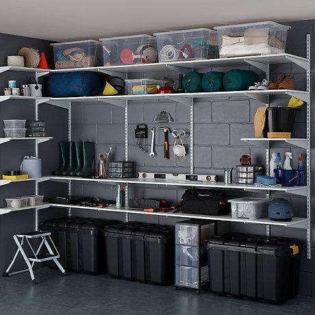 Garage Storage Garage Shelving B Q