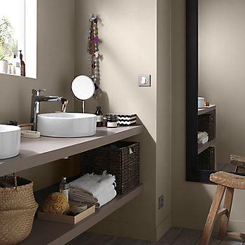 Bathroom furniture paint