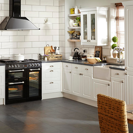 Tremendous Cooke Lewis Chesterton Solid Oak Fitted Kitchens Diy Home Interior And Landscaping Pimpapssignezvosmurscom