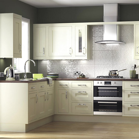 Fitted Kitchens | Traditional & Contemporary Kitchens | DIY at B&Q