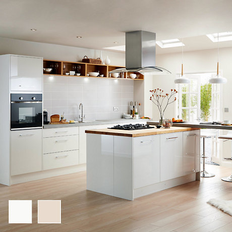 Raffello High Gloss Kitchens