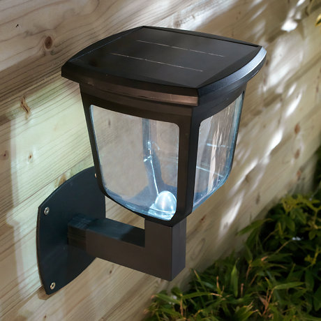 solar panel outdoor lights build in patio solar powered wall lights outdoor lighting garden