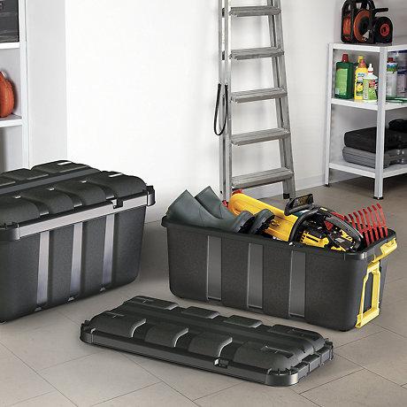 Storage Trunks & Plastic Storage Boxes | Storage Boxes Trunks Crates | Bu0026Q