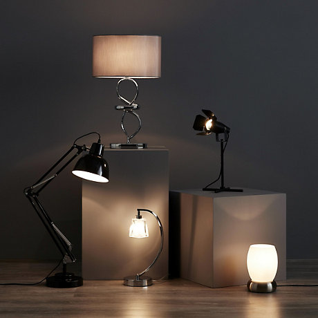 Table Desk Lamps Create Soft Lighting And