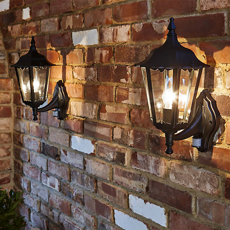 Wall lights · light up your garden