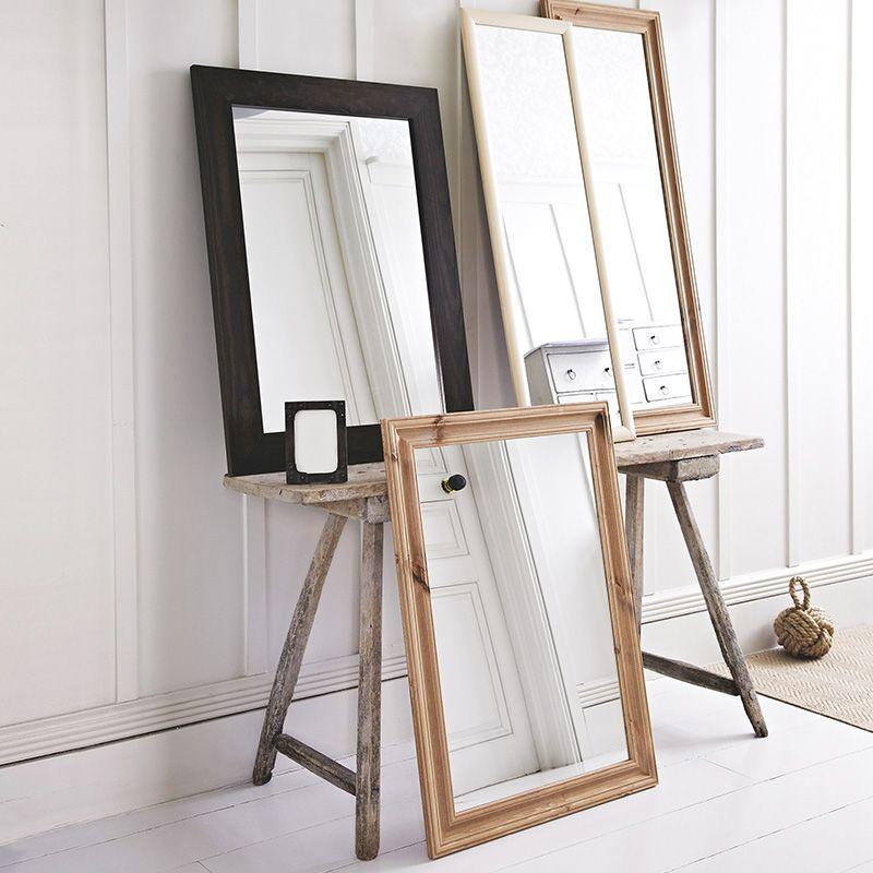 Mirrors Full Length Illuminated Wall Mirrors DIY at BQ