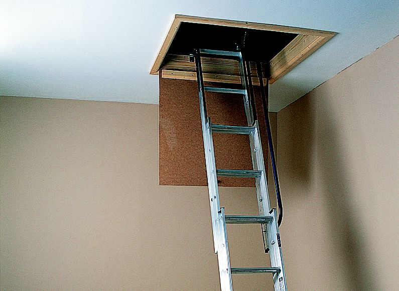 How To Gain Safe Access To The Loft Ideas Amp Advice Diy