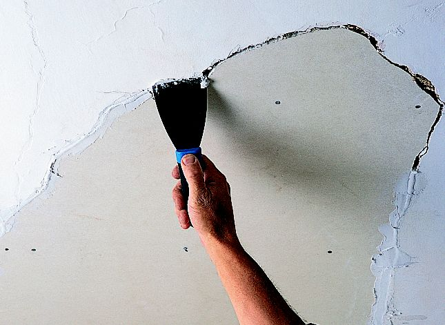 How To Repair A Ceiling Ideas Amp Advice Diy At B Amp Q