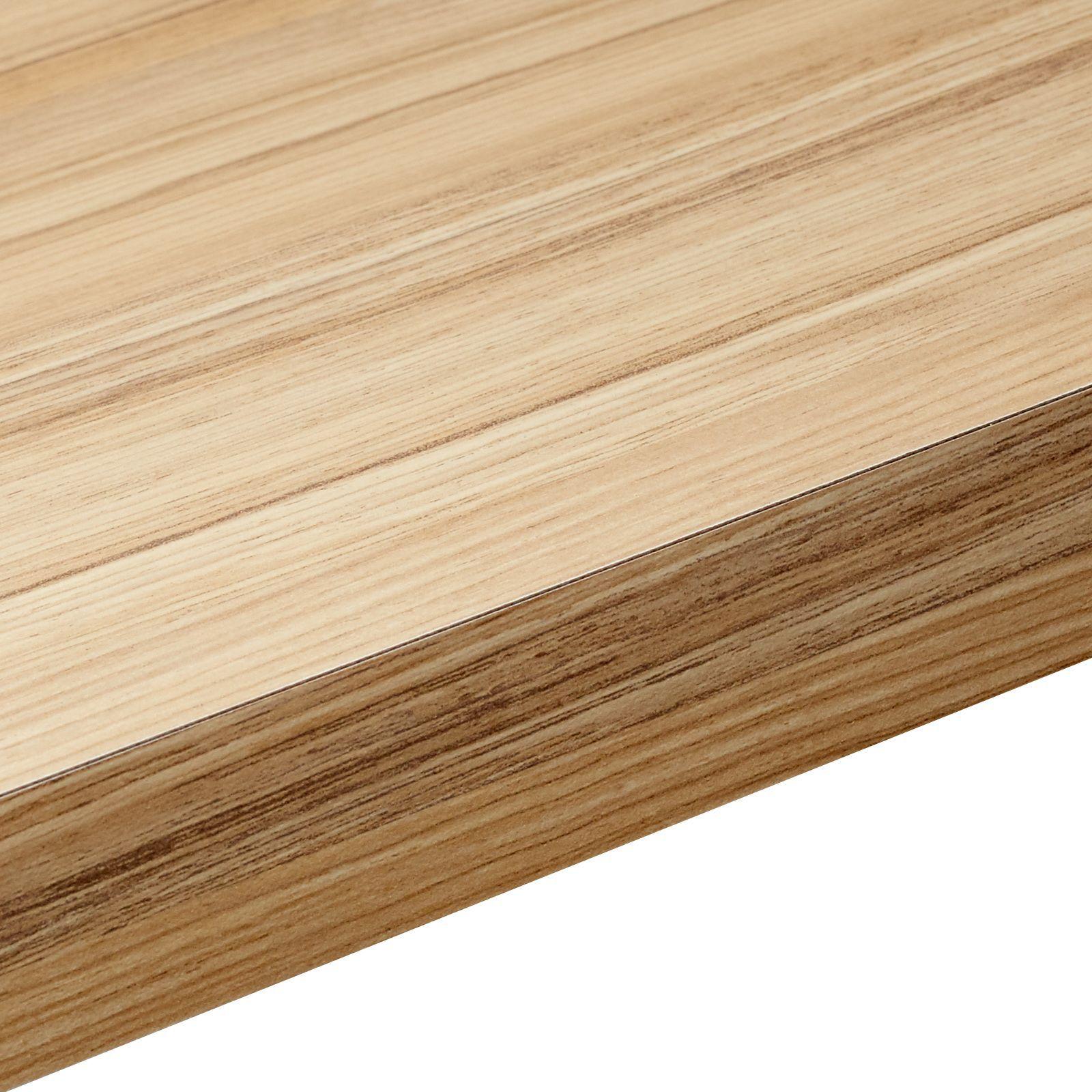 38mm Coco Bolo Soft Grain Wood Effect Square Edge Laminate