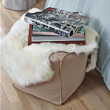 Magazines and books on beancube