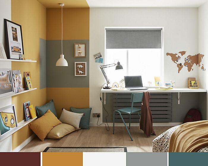 Harmonious colour schemes