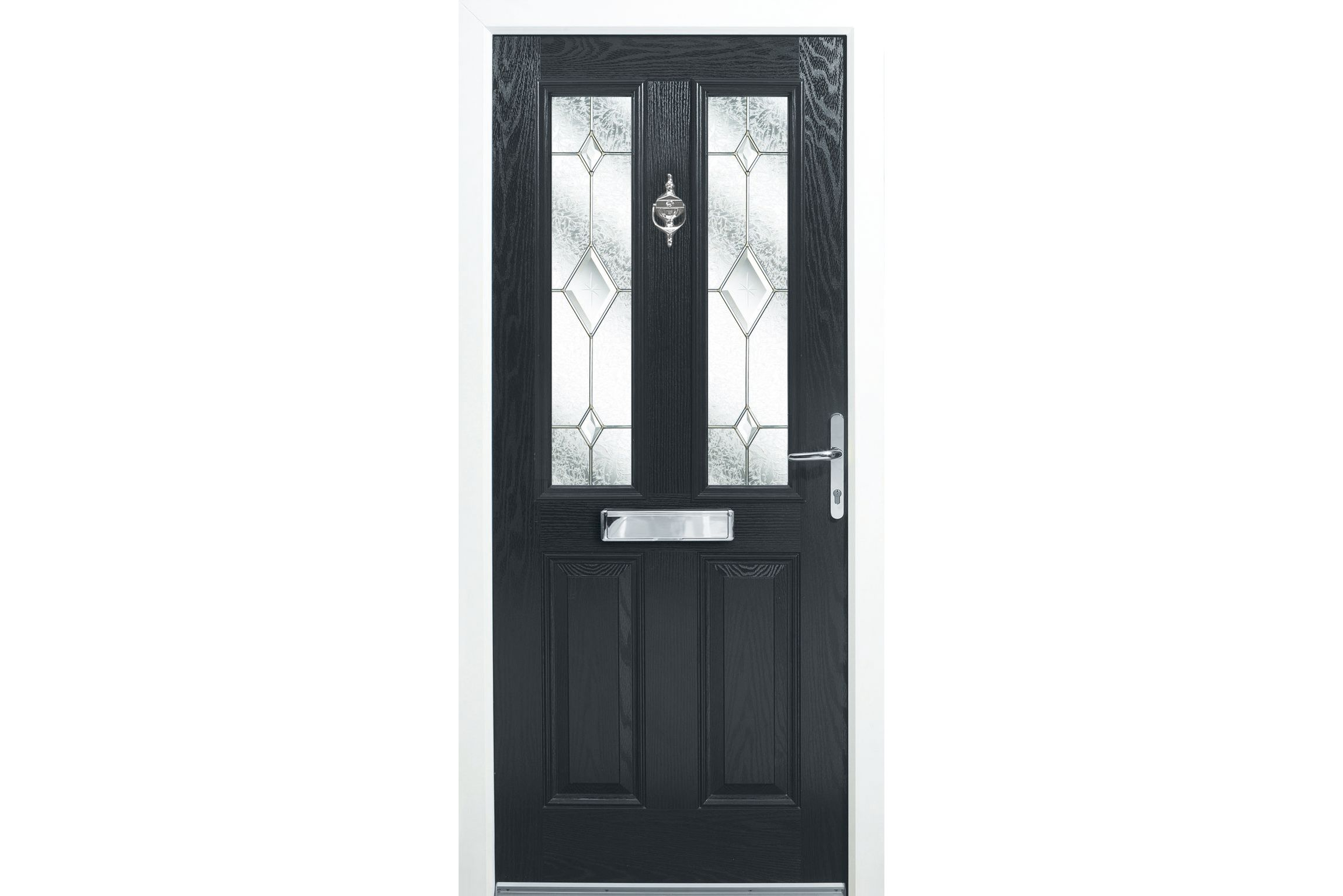 GRP Composite Doors  sc 1 st  B\u0026Q & GRP Composite Doors | Made to Measure Doors | DIY at B\u0026Q