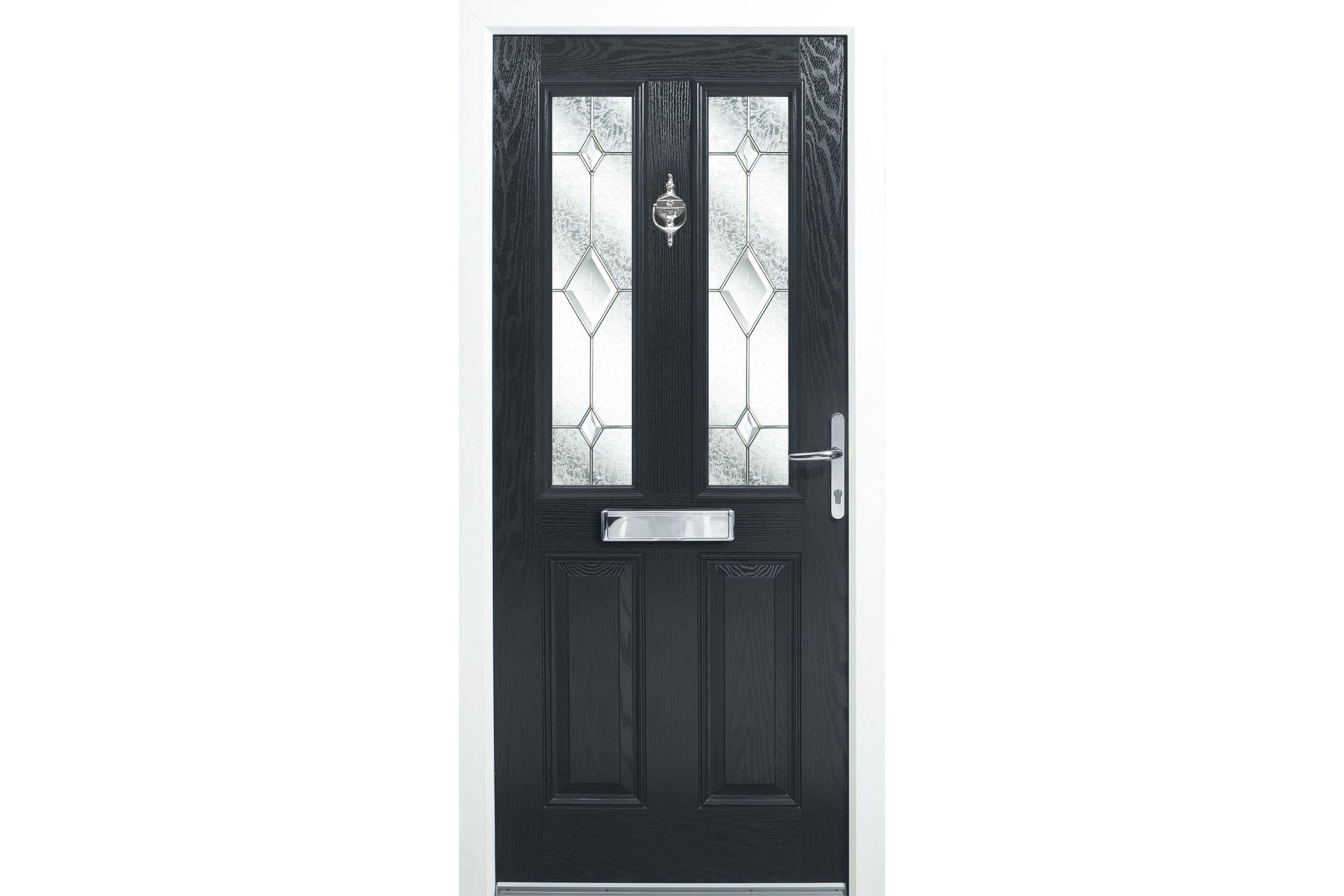 GRP Composite Doors  sc 1 st  Bu0026Q & GRP Composite Doors | Made to Measure Doors | DIY at Bu0026Q