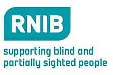 Image of RNIB logo