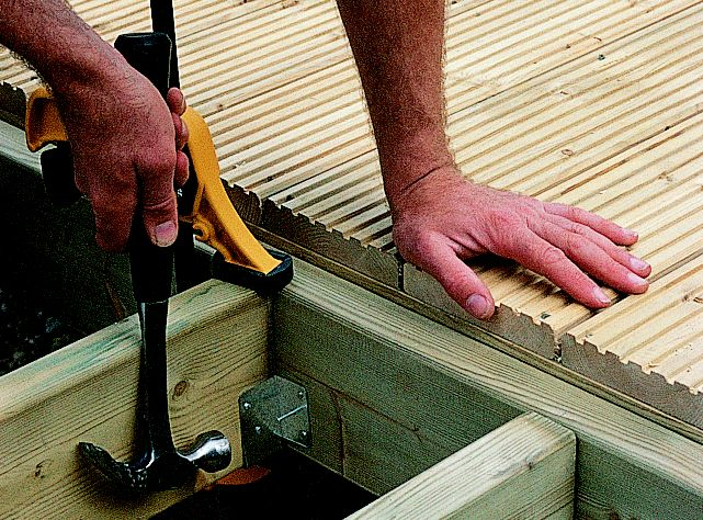 How To Extend A Deck Ideas Amp Advice Diy At B Amp Q