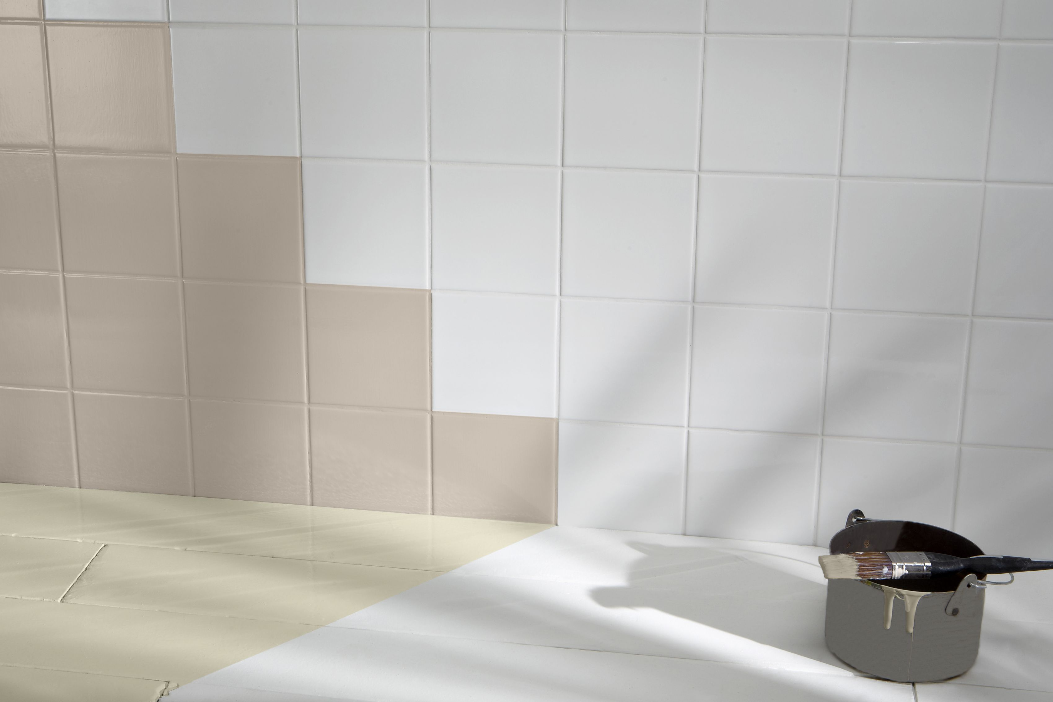 Can You Paint Over Bathroom Wall Tiles