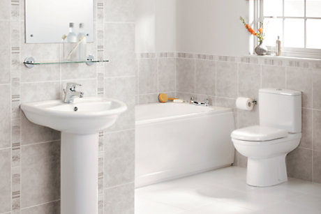 Ideal Standard Della Bathroom Suite