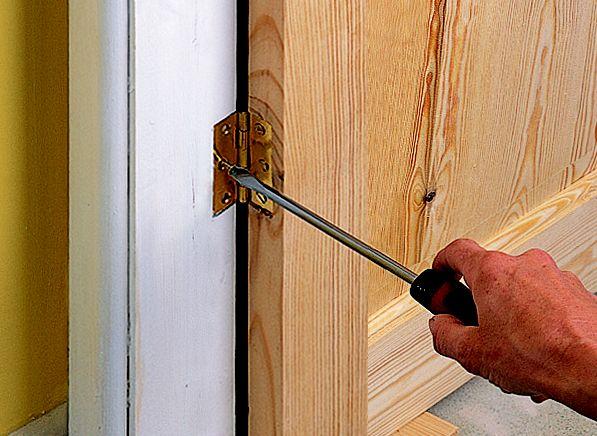 How to hang an internal door & Doors u0026 Windows