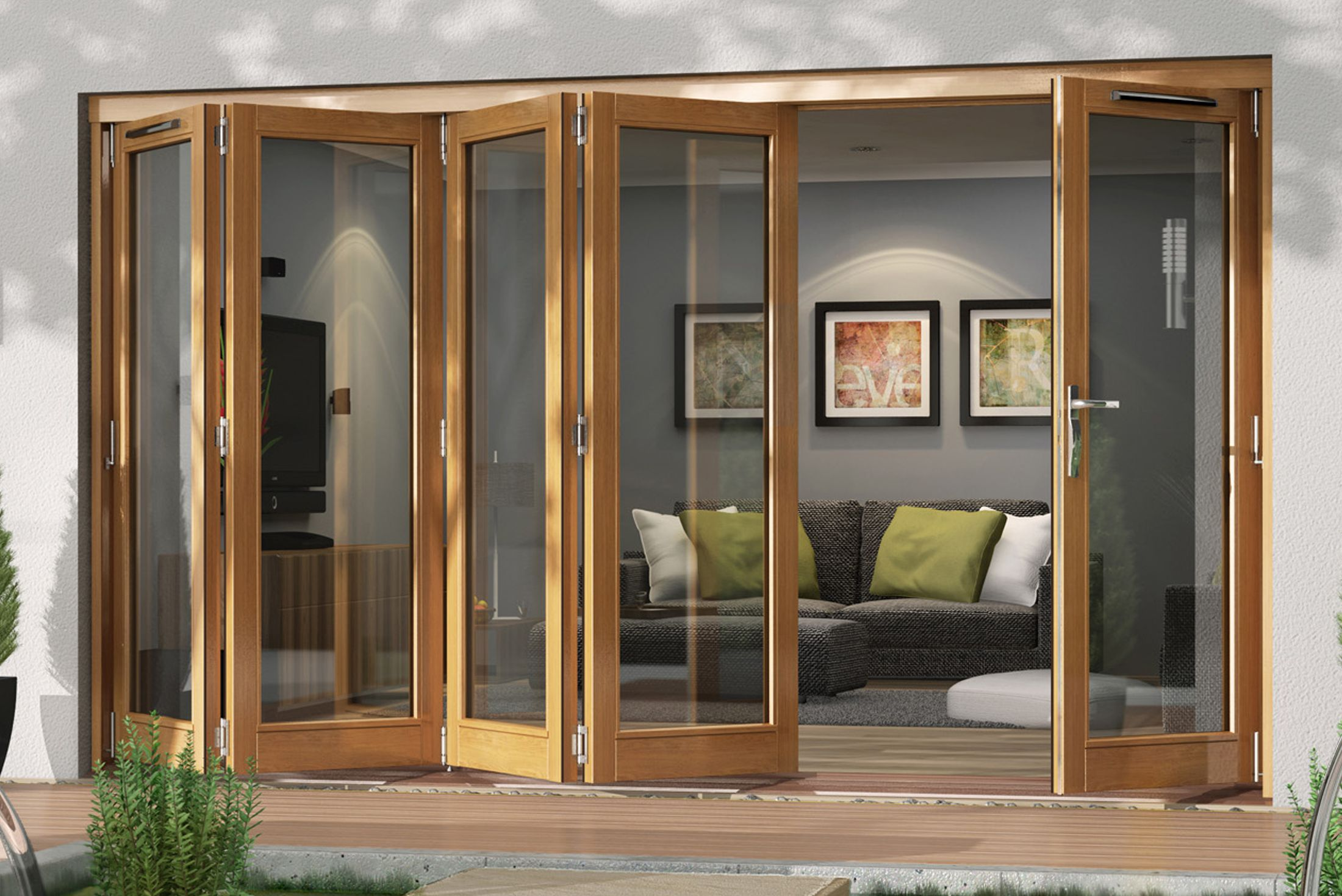 Patio doors buying guide | Ideas & Advice | DIY at B&Q