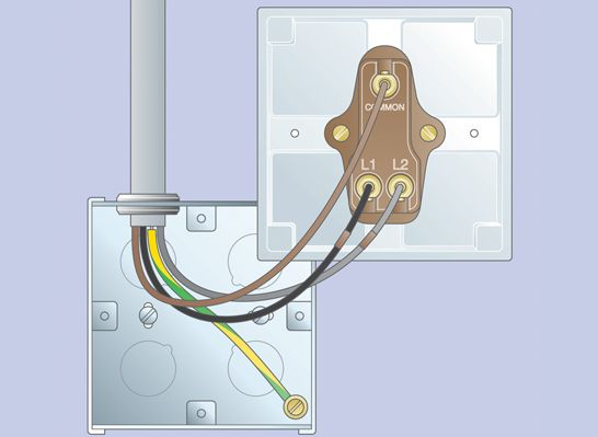 how to understand lighting circuits ideas \u0026 advice diy at b\u0026q Garage Wiring Code