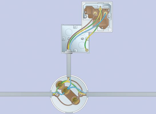 Electricity Spurfromjunction on ring main wiring diagram
