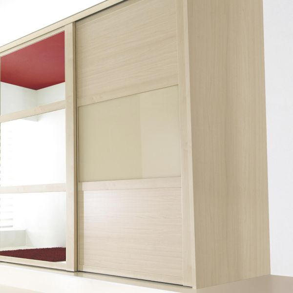 Sliding Wardrobe Doors Amp Kits Bedroom Furniture Diy At B Amp Q