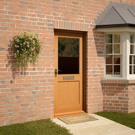 External Doors Exterior Doors Diy At Bq