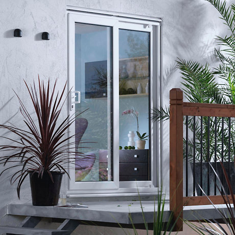 Sliding Patio Doors & External Doors | Exterior Doors | DIY at B\u0026Q