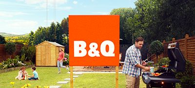 B&Q Summer TV Ad