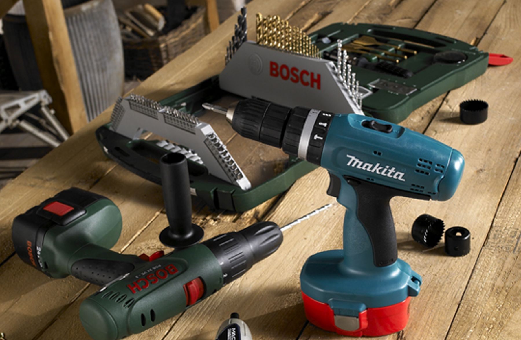 Electric drill choice 59