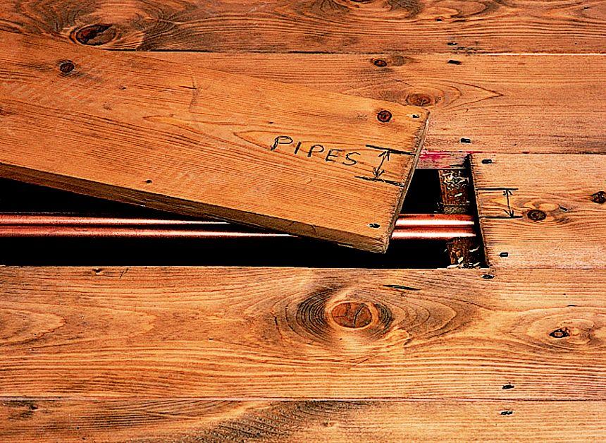 How To Repair Floorboards Ideas Amp Advice Diy At B Amp Q