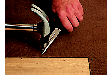How to repair a sub-floor