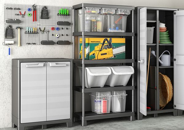 Home storage storage solutions diy at b q for In house storage solutions