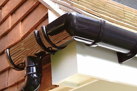 picture of hi-cap guttering